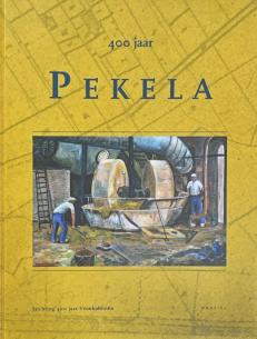 Voorkant boek 400 jaar Pekela