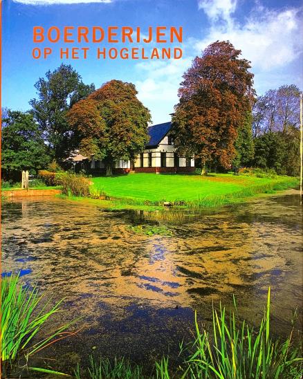 Voorkant boek Boerderijen Hogeland