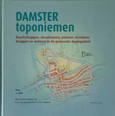 Voorzijde boek Damster Toponiemen