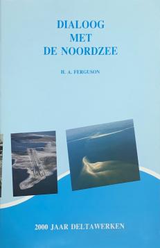 Voorzijde boek Dialoog met de noordzee