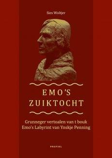 Voorzijde boek Emo's zuiktocht