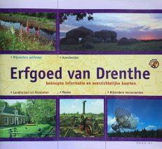 Voorzijde gids Erfgoed van Drenthe