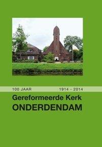 Gereformeerde Kerk Onderdendam voorkant boek