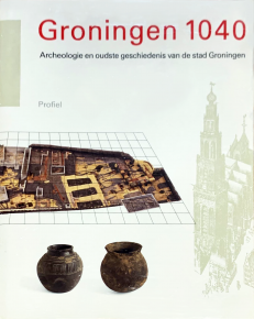 Voorzijde boek Groningen 1040