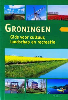 Voorzijde boek Groningen gids