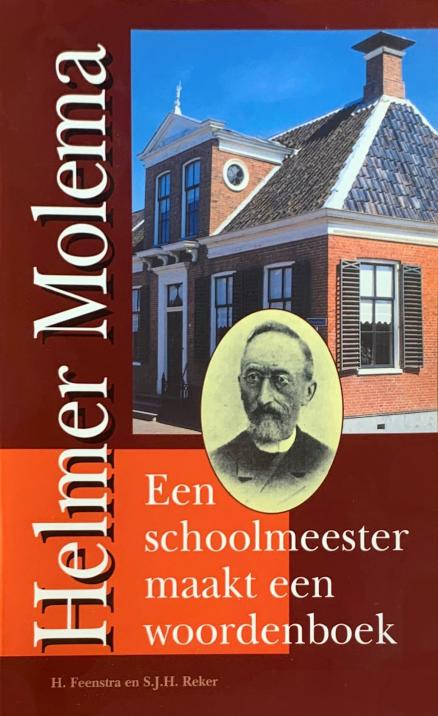 Voorzijde boek Helmer Molema