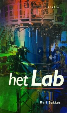 Voorzijde boek Het Lab