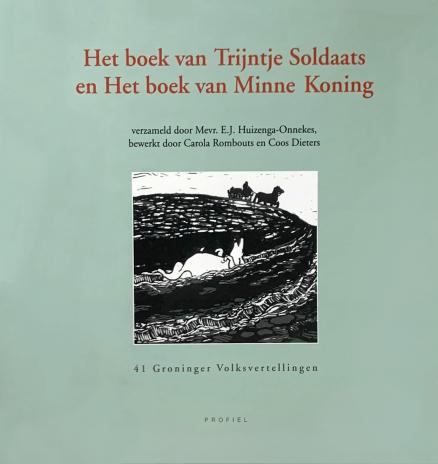Voorzijde boek van Trijntje en Minne
