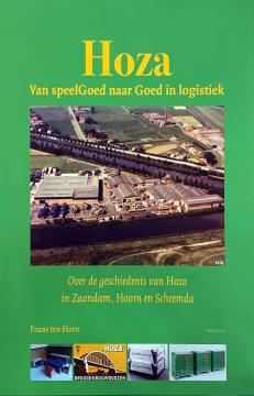 Voorzijde boek Hoza