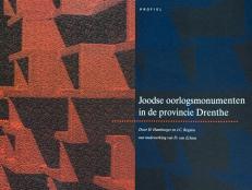 Voorzijde boek Joodse oorlogsmonumenten in de provincie Drenthe
