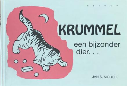 Voorzijde boek Krummel