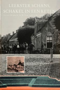Voorzijde boek Leeksterschans