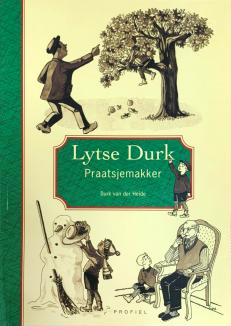 Voorzijde boek Lytse durk