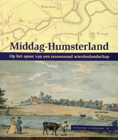 Voorzijde boek Middag-Humsterland