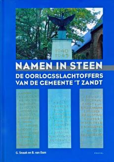 Voorkant boek Namen in steen
