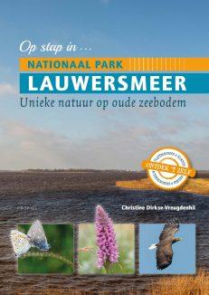 Voorzijde boek Op stap in Nationaal Park Lauwersmeer