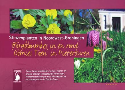 Voorkant boek Stinzenplanten