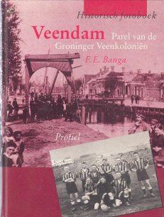 Voorkant Boek Veendam Historisch Fotoboek