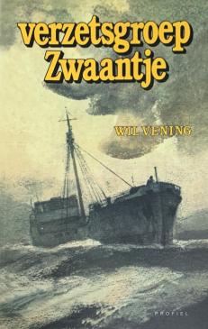 Voorzijde boek Verzetsgroep Zwaantje