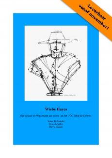 Voorzijde boek Wiebe Hayes met banner