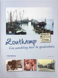 Voorzijde boek Zoutkamp
