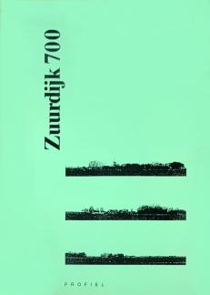 Voorzijde boek Zuurdijk 700