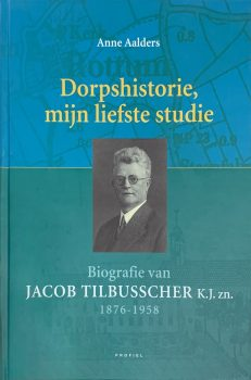 Voorzijde boek Dorpshistorie mijn liefste studie