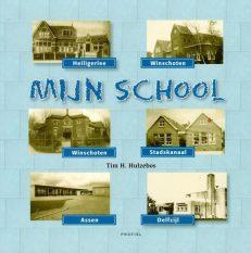Voorzijde boek mijn school