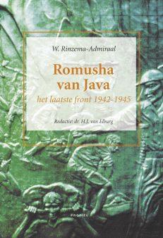 Voorkant boek Romusha van Java