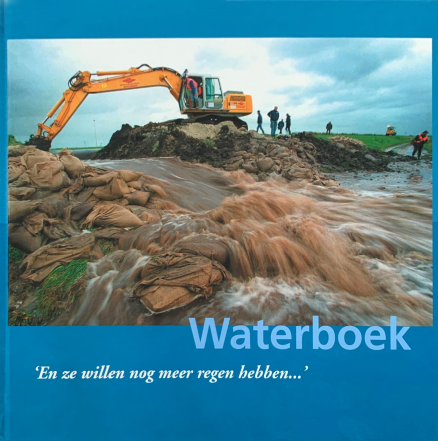Voorzijde boek Waterboek